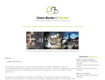 Self Build Websites For Artists These People Created An Art
